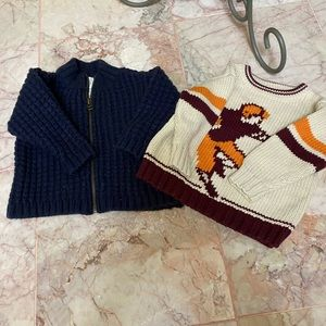 Baby Gap/Old Navy baby Sweaters size 6-12 month